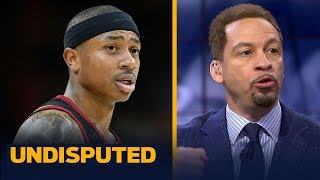 Download Chris Broussard talks Isaiah Thomas trade and his future with the Los Angeles Lakers   UNDISPUTED Mp3 and Videos