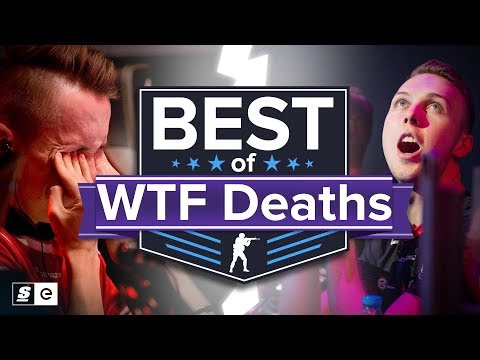 Best of WTF Deaths in CS:GO: Bugs, Team Kills, Funny Moments and More