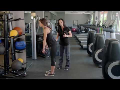 How to Properly Perform a Dead Lift Row Tricep Extension