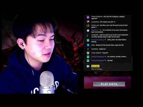 Blue Span Immortal Dota 2 RANKED - ROAD TO TOP 500 MONDAY