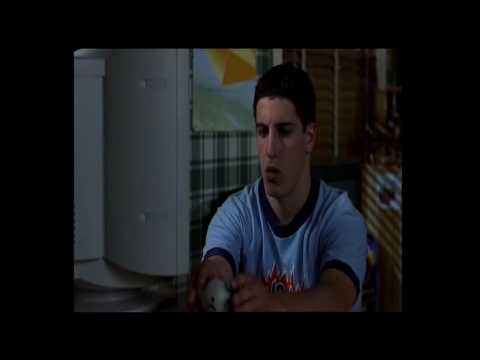 Imo, best American Pie scene with flagpole sitta by harvey danger