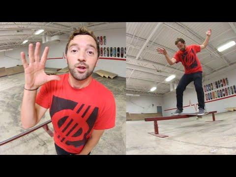 5 Easy To Learn Skateboard Slides!