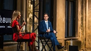 Zac Posen with Kinvara Balfour