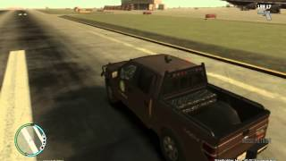 GTAIV: Game Warden F150
