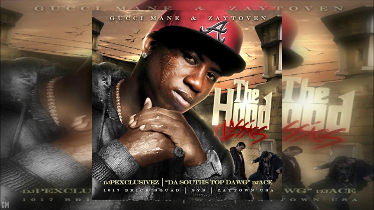 Gucci Mane - The Hood Classics [Full Mixtape + Download Link] [2011]
