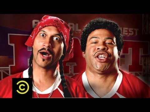 Key & Peele - East/West College Bowl 2