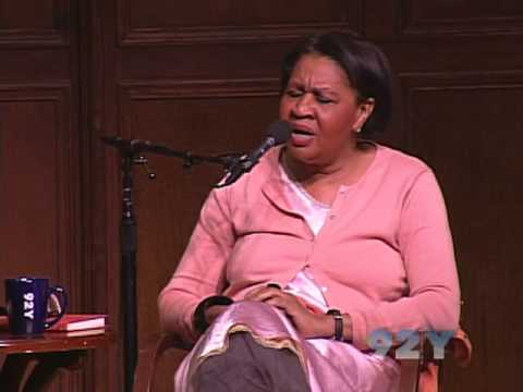 Jamaica Kincaid—A Live Paris Review Writers-at-Work Interview | 92Y Readings