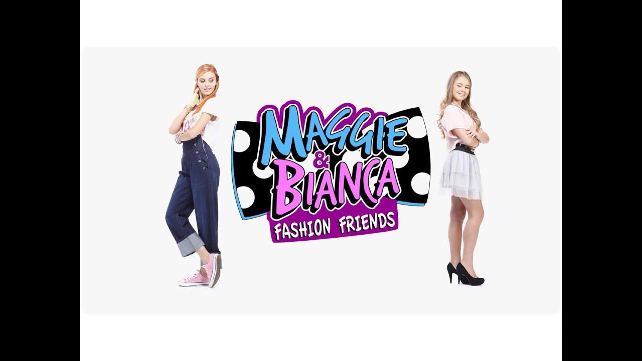 Maggie Bianca Fashion Friends Titoli Di Coda Youtube