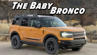 The Better Bronco? | 2021 Ford Bronco Sport