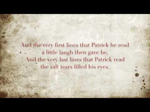 Sir Patrick Spens - Nic Jones