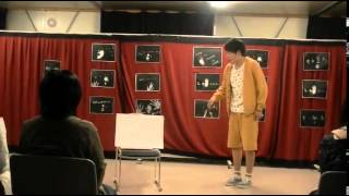 弘前大学お笑いサークルWPSのネタ動画 9日目のパンテーン かみすけの...