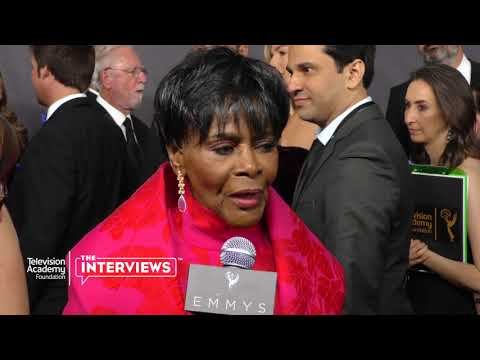 """Emmy nominee Cicely Tyson on her favorite part of playing """"Ophelia"""" on """"How To Get Away with Murder"""""""