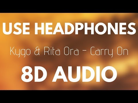 Kygo, Rita Ora - Carry On (8D AUDIO) POKÉMON Detective Pikachu Soundtrack ⚡
