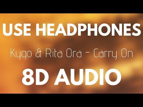 Kygo, Rita Ora - Carry On (8D AUDIO) POKÉMON Detective Pikachu Soundtrack ⚡