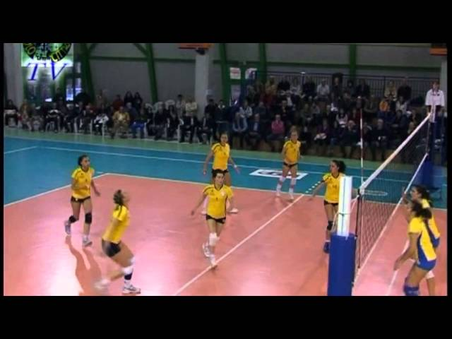 Cittaducale vs Monterotondo - 2° Set