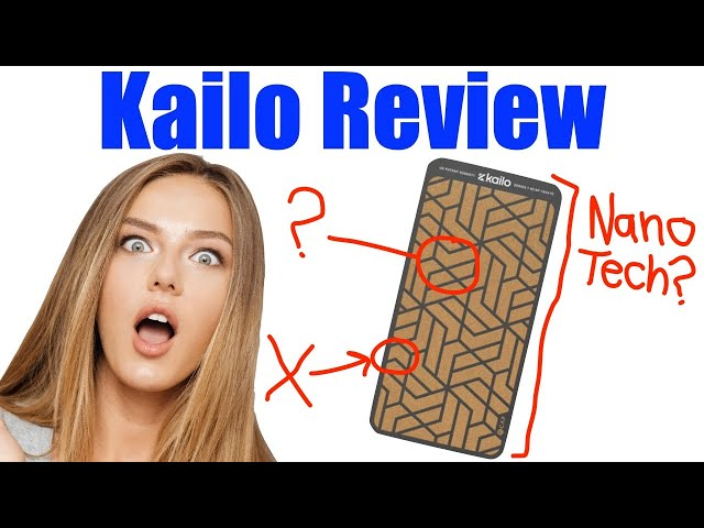 Kailo Review - Pros & Cons Of Kailo Patch For Pain Relief (2020)