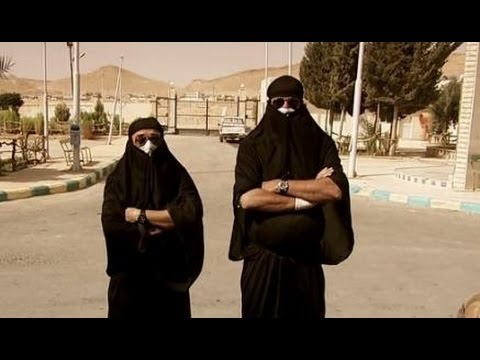 Boys in Burkas | Top Gear | BBC