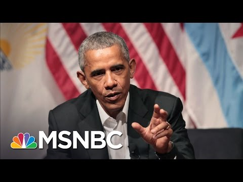Sizing Up Democratic Bench For 2020 Election, President Obama