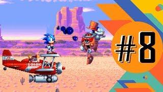 Прохождение Sonic Mania – часть 8