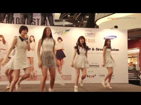 Skarf - Oh! Dance ('Live' in Singapore)