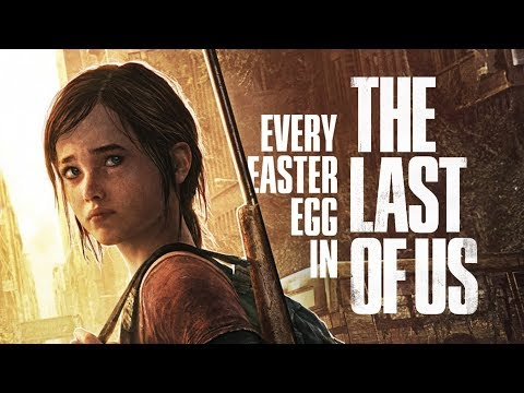 THE LAST OF US: Every Easter Egg and Secret