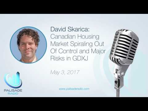 David Skarica: Canadian Housing Market Spiraling The Drain and Mining ETF's Have Risks