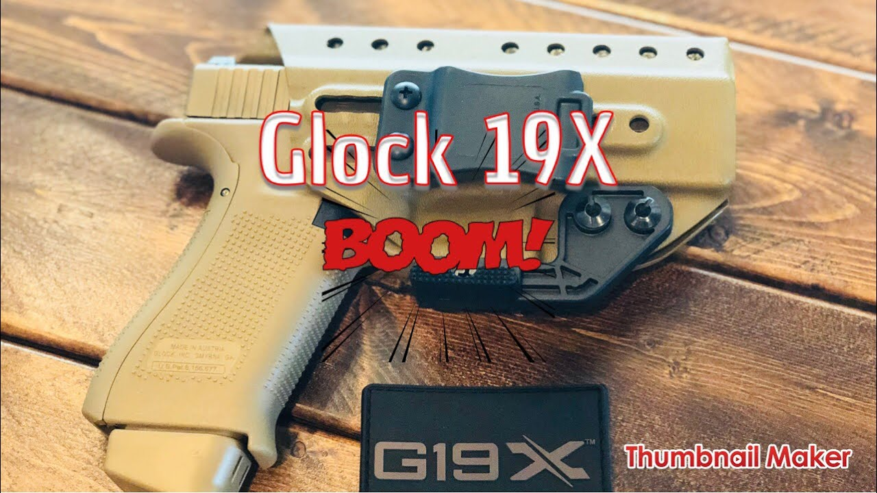 Glock 19x Why The Hell Did I Buy It