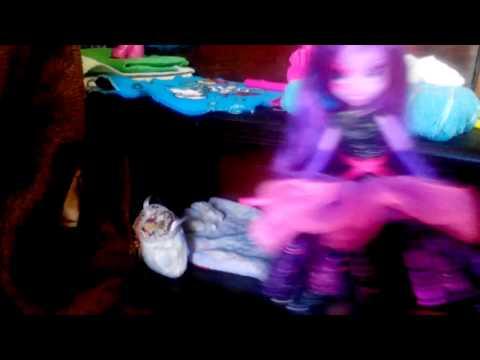 мои куклы барби мини обзор: