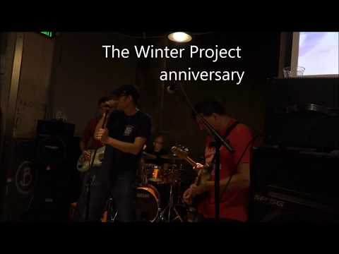 Anniversary/Pieces: The Winter Project Live At Dorchester Brewing Co. April 21, 2018