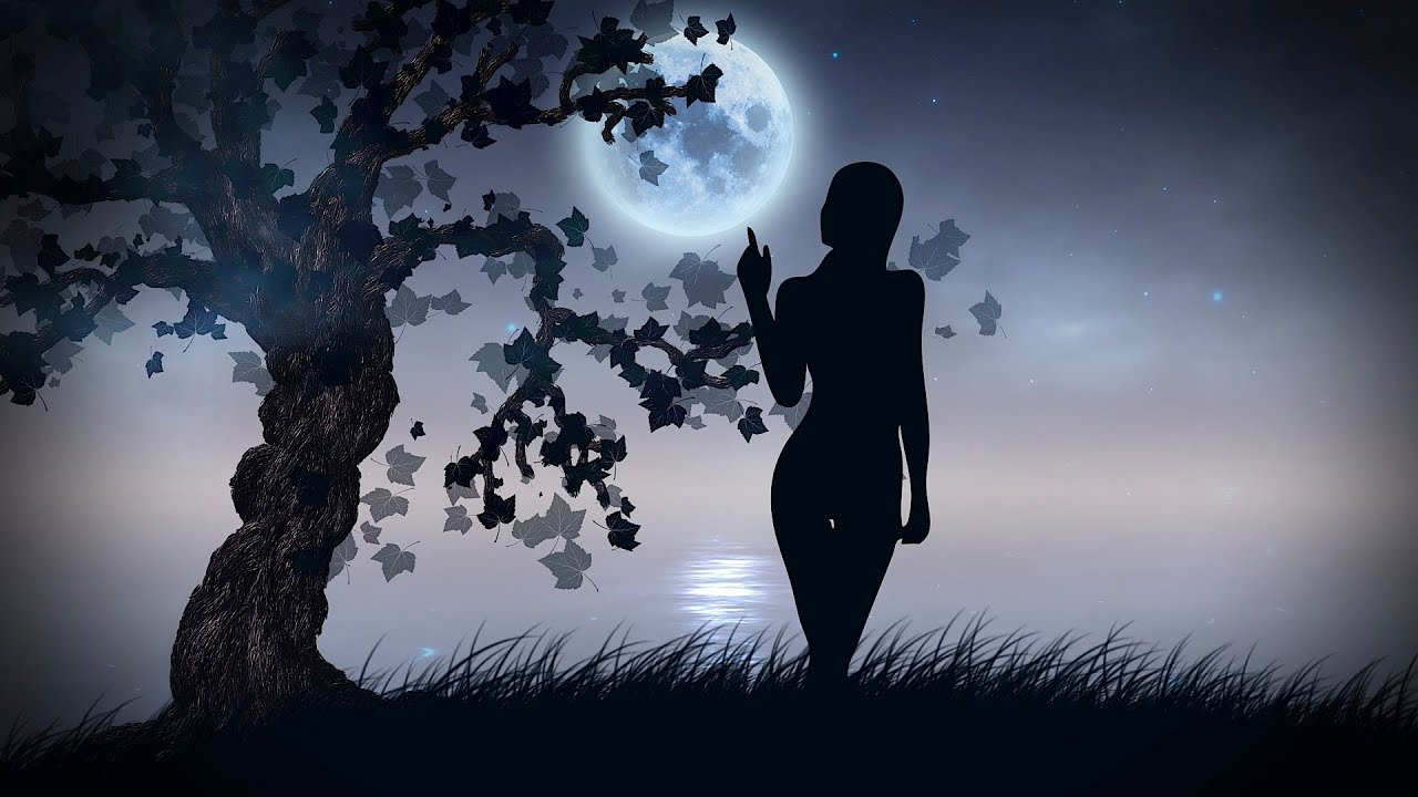 What Is The Drawing Down Of The Moon Wicca Youtube