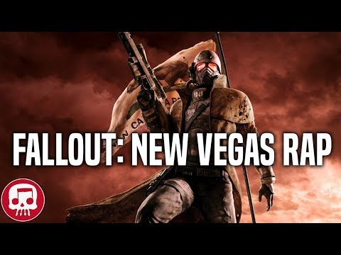 "FALLOUT NEW VEGAS RAP by JT Music - ""Welcome to the Strip"""