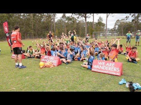 2017 National Indigenous Football Championships - Youth Clinics