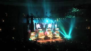 Rammstein Anaheim 2012 - Keini Lust Song 3 - Great Sound!