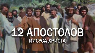 12 АПОСТОЛОВ ИИСУСА ХРИСТА, Ближайшие Ученики Господа [ИНМЕДИА]