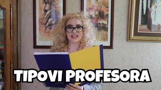 Tipovi profesora u toku zakljucivanja ocena