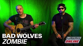 BAD WOLVES - ZOMBIE acoustic performance