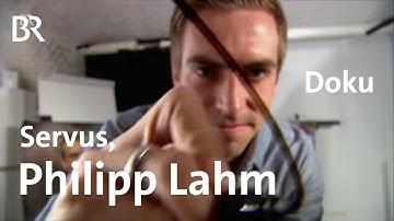 Servus Philipp Lahm - der Film | BR | Doku | Fußball