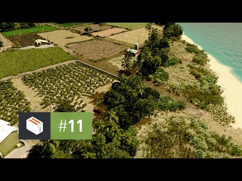 Cities Skylines: Seenu — EP 11 — Farmland & Fisheries