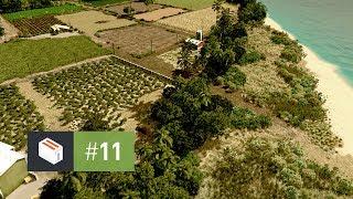 Cities Skylines: Seenu — EP 11 — Farmland & Fisheries
