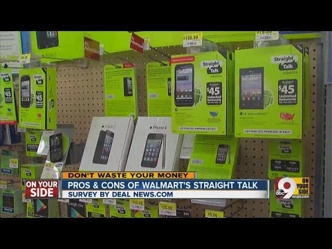 pros-and-cons-of-walmart's-straight-talk-plans
