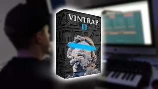 "Making a Fire Trap Beat In Fl Studio 12 Using The FREE Sample & Loop Kit ""Vintrap 2"""