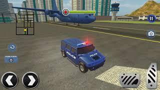 US Police Hummer Car Quad Bike Transport / Android Game / Game Rock