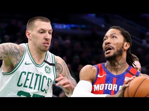 Boston Celtics Vs Detroit Pistons Full Game Highlights   January 15, 2019-20 NBA Season
