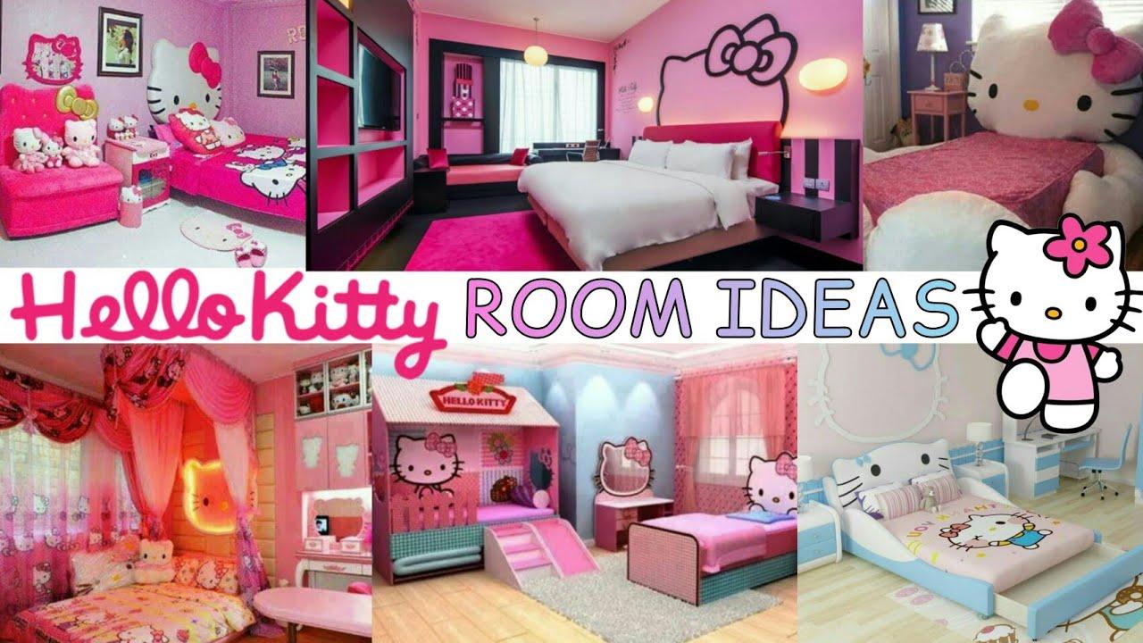 Hello Kitty Room Design Ideas Youtube