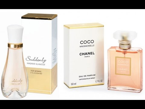 Suddenly Vs Coco Mademoiselle Youtube