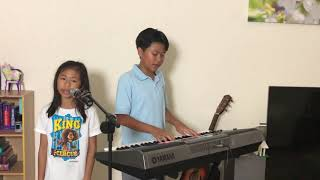 Gambar cover I Don't Care (Cover) Performed by Min Thuta & Min Yuya