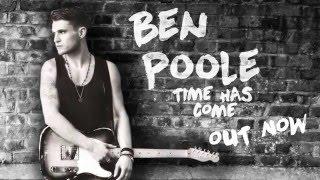 Ben Poole - TIME HAS COME -New album 2016 [Official]
