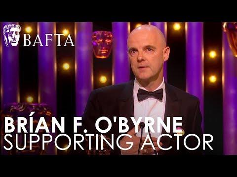 Brían F. O'Byrne wins Supporting Actor for Little Boy Blue  BAFTA TV Awards 2018