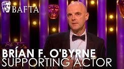 Brían F. O'Byrne wins Supporting Actor for Little Boy Blue | BAFTA TV Awards 2018