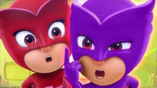 PJ Masks Full Episodes New Episode 16 Full Episodes Season 2 | Superhero Kids